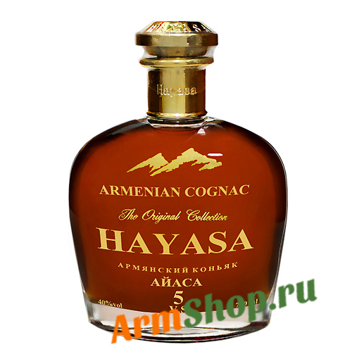 Коньяк Hayasy