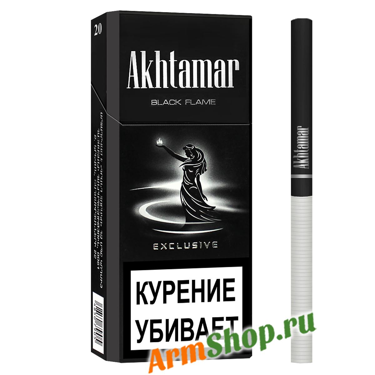 Сигареты akhtamar black flame exclusive купить в москве сигареты мелким оптом в спб